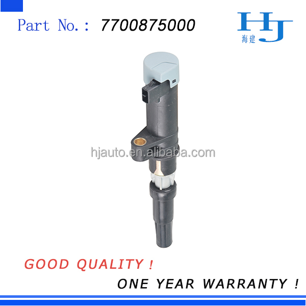 Ignition coil for RENAULT SCENIC I SCENIC II 1.4 1.6 2.0 T 7700107177.7700113357 8200154186 7700875000
