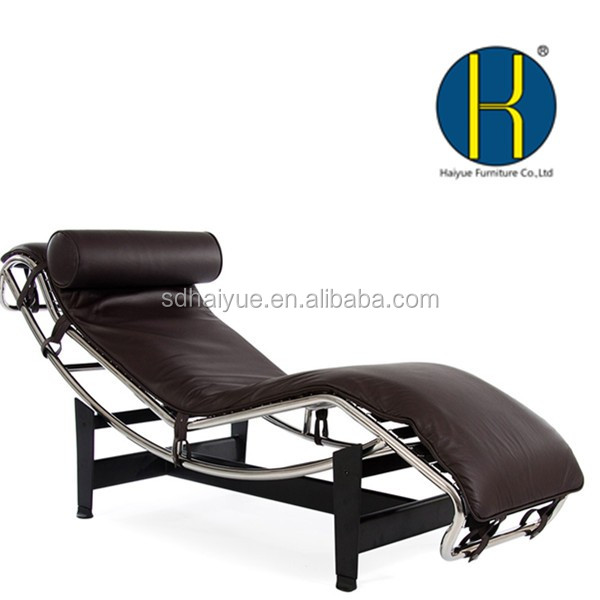 Modern Design Relaxing Lounge Chair Relaxing Le Corbusier Chaise Lounge Lc4