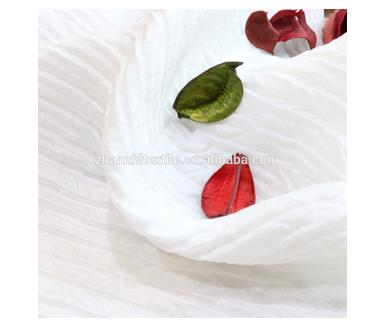 clothing material 100% double layer 100 cotton poplin fabric