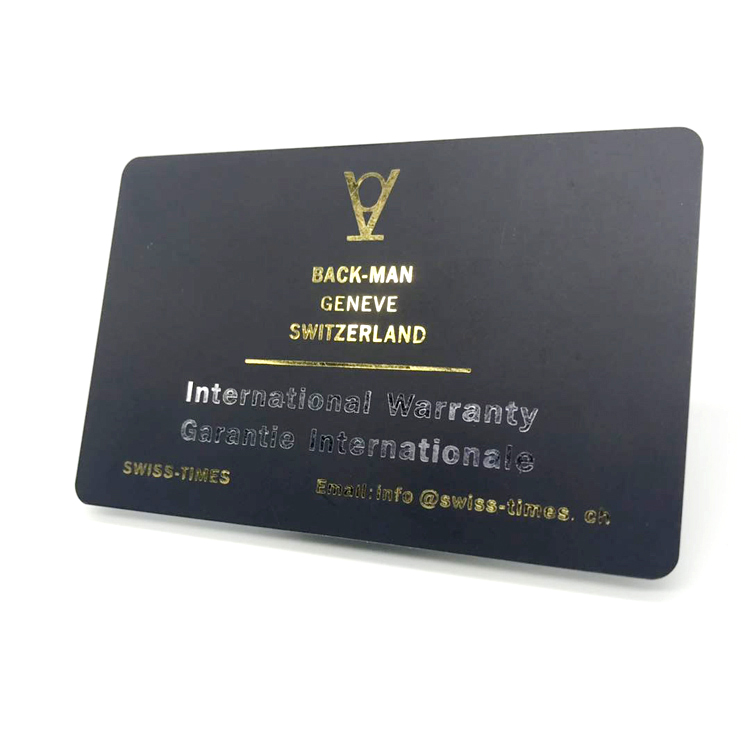 Top quality vip prepaid plastic id PVC card membership card with personalized logo
