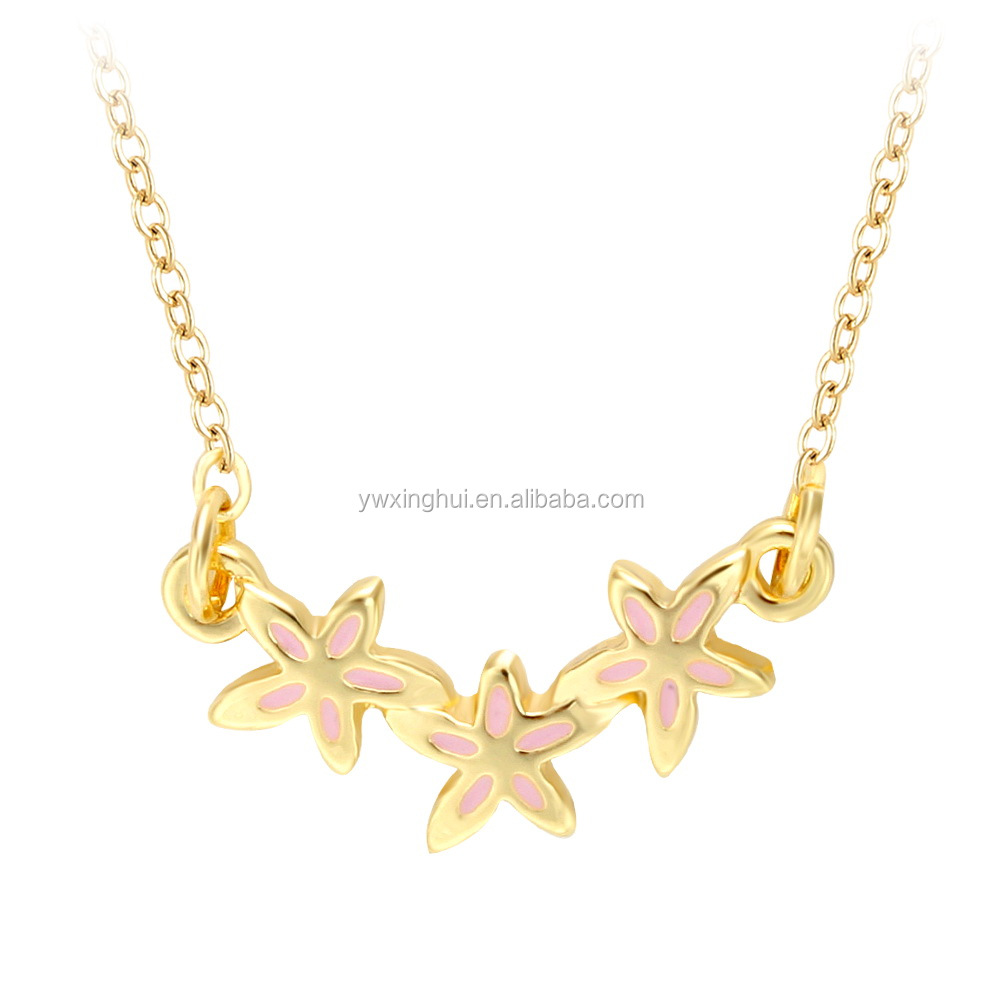 Hot New Products For 2016 glow Star Necklace For Women, Latest Fashion Jewellery