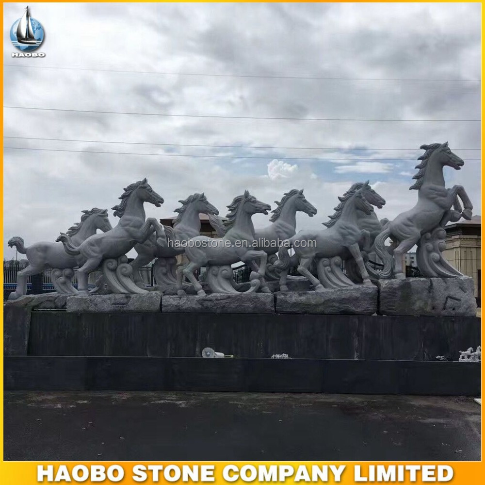 Haobostone directo de f brica personalizada estatuas de for Fabrica de granito
