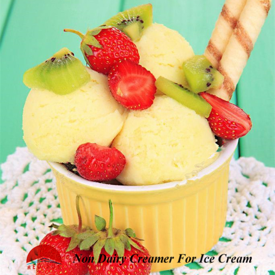 toothsome vegetable fat creamer ice cream
