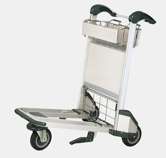Airport Baggage Trolley Or Airport Baggage Cart, Airport Baggage ...