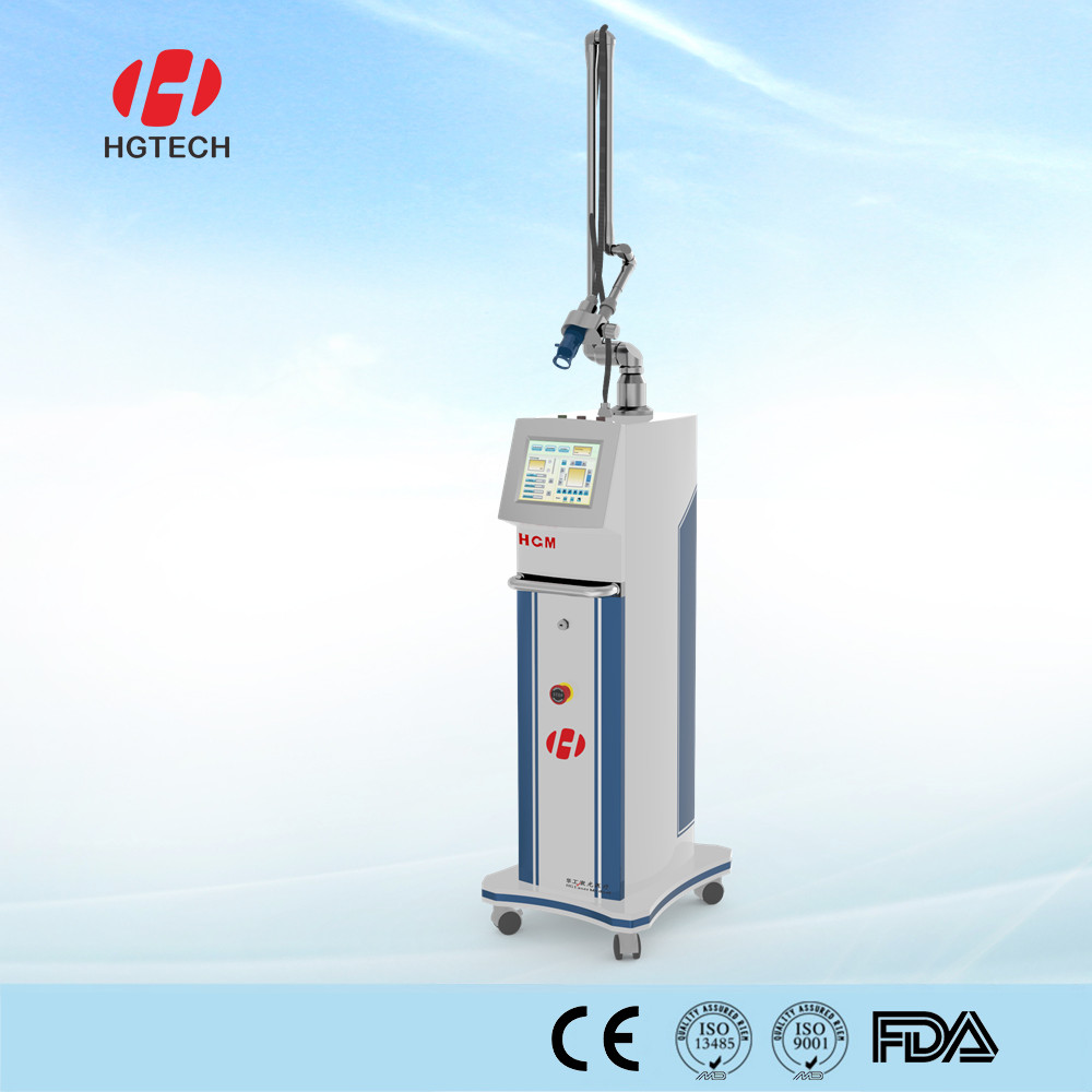 Skin device 10600nm fractional co2 laser for skin resurfacing machine with CE certificate