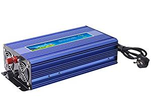 GOWE Off Grid Power Inverter DC12V or DC24V or DC48V 800W Pure Sine Wave Inverter