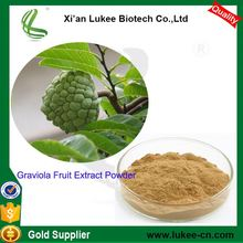 Hot Sale Graviola Fruit Extract Powder,Cherimoya Fruit Extract,Annona Muricata P.E.