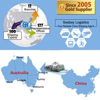 shenzhen shipping cost to Australia