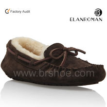 Fashion/elegant/comfortable/simple men winter warm boat shoes