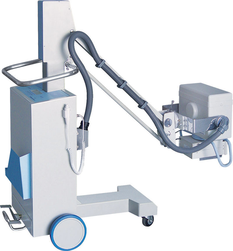 High quality 50mA mobile x-ray fluoroscopy unit/radiography machine- MSLMX11