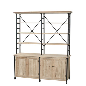 Oak Wooden furniture Bookcase