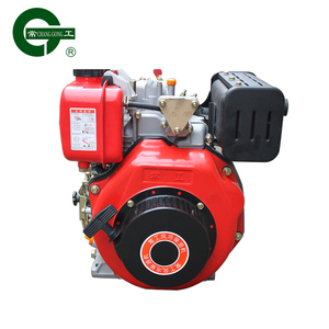 cg178fb electric start 4 stroke 20hp air cooled diesel engine for sale