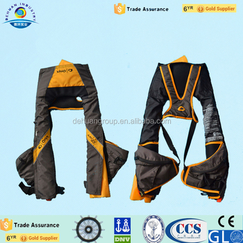 Fashionable Beautiful Inflatable Life Jacket