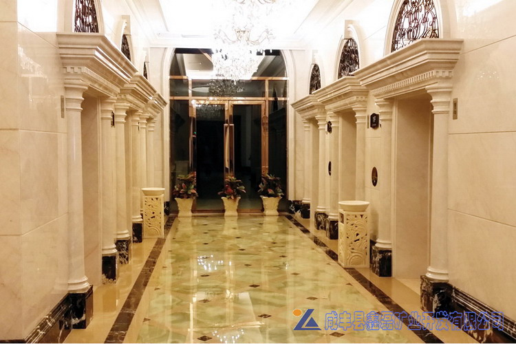 Quality primacy ecofriendly decorative best-selling marble flooring samples