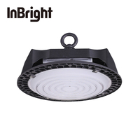 Industrial lamp High brightness round led high bay light