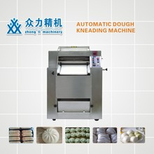 Automatic bread and Chinese bun industrial production for dough kneading and sheeting machine