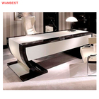 China manufacture furniture granite desk office single piece desk hot in pakistan