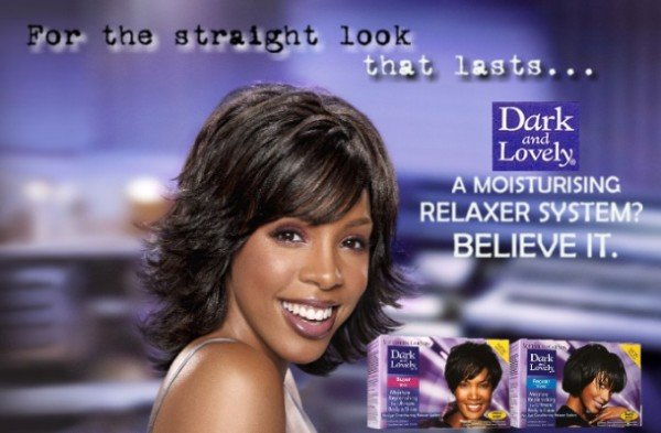 Dark & Lovely Relaxer Kit Regular