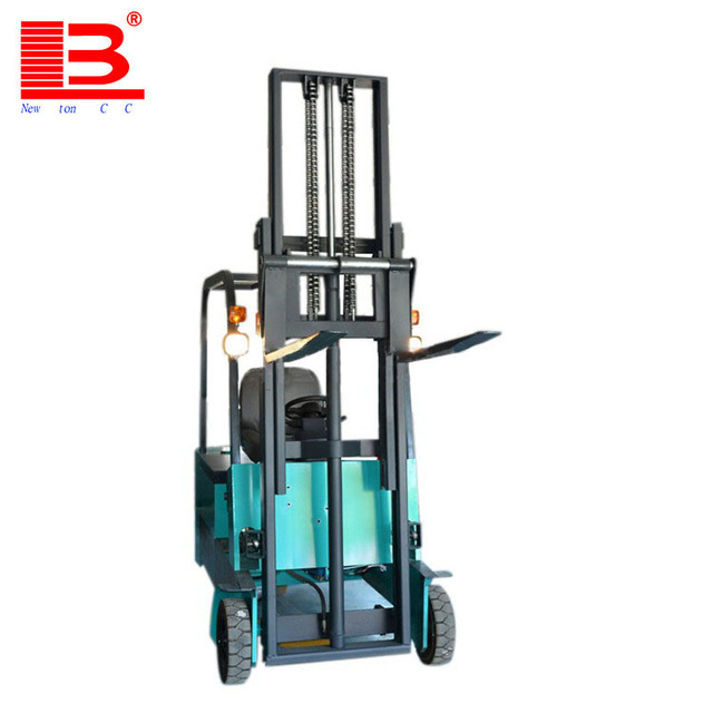 1ton Wholesale Un Electric Three Wheel Forklift Truck
