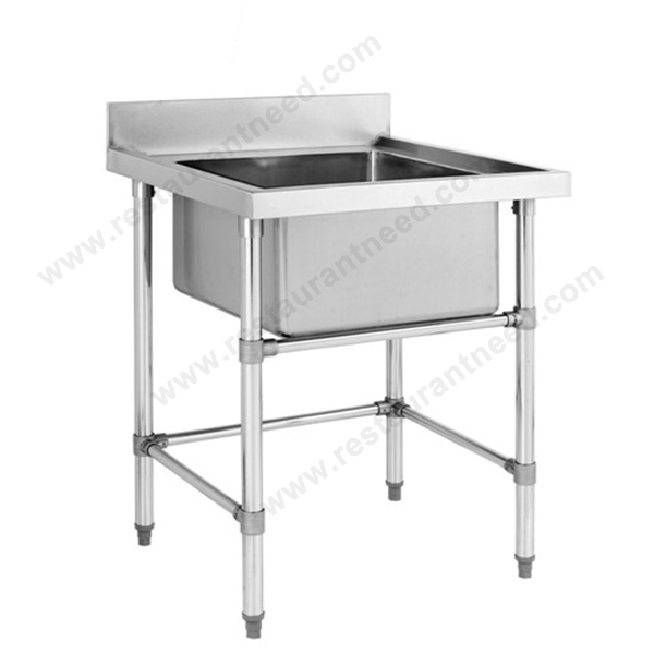 wholesale restaurant kitchen stand small stainless steel sink