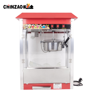 CHINZAO Brand Industrial Popcorn Vending Machine for Hot Sell