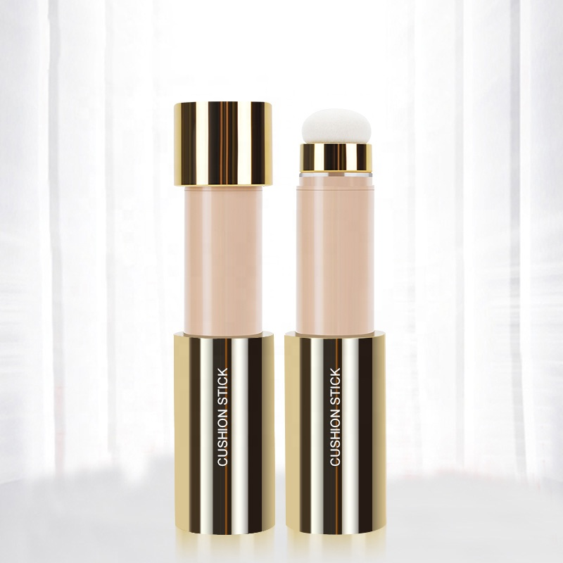 Private label waterproof blemish free concealer radiant nude cushion stick makeup foundation