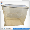 China Wholesale plastic 20kgs mesh firewood bags