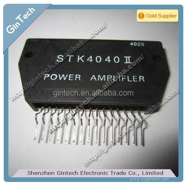 stk4040ii stk4040 hyb 15 70w min af power amplifier split power rh alibaba com