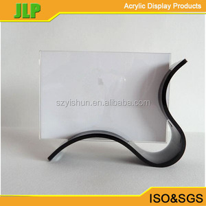 JLP acrylic digital photo frame,PMMA frame photo