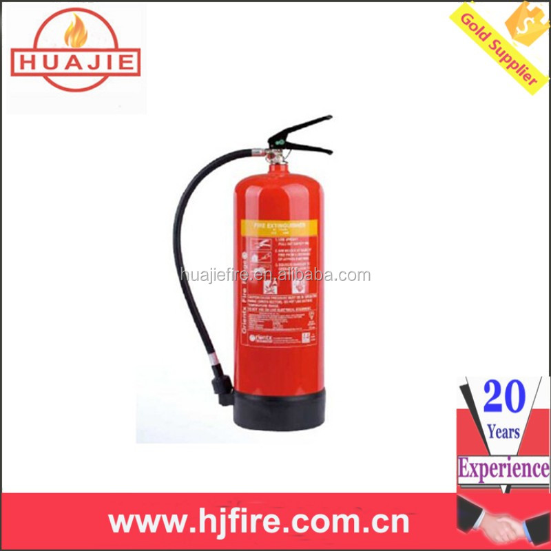 2017 AFFF Foam Fire Extinguisher new 6L fire extinguisher price