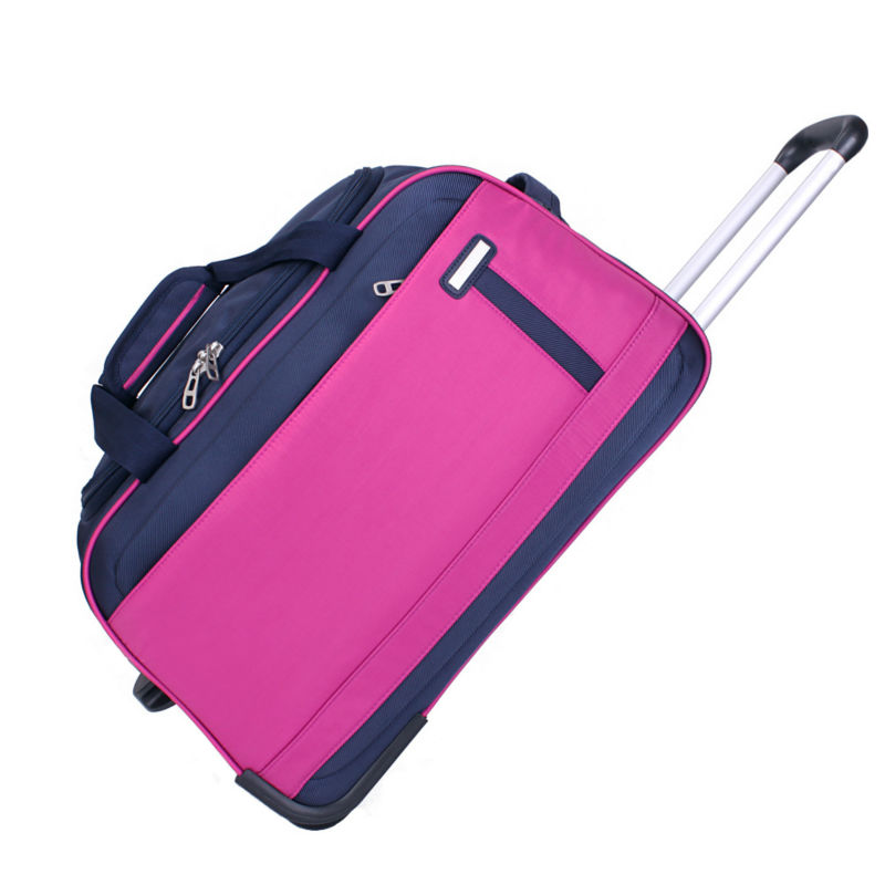 travel sport gym competition gear duffel bag rolling wheels prom party duffle kitbag dance bag. Black Bedroom Furniture Sets. Home Design Ideas
