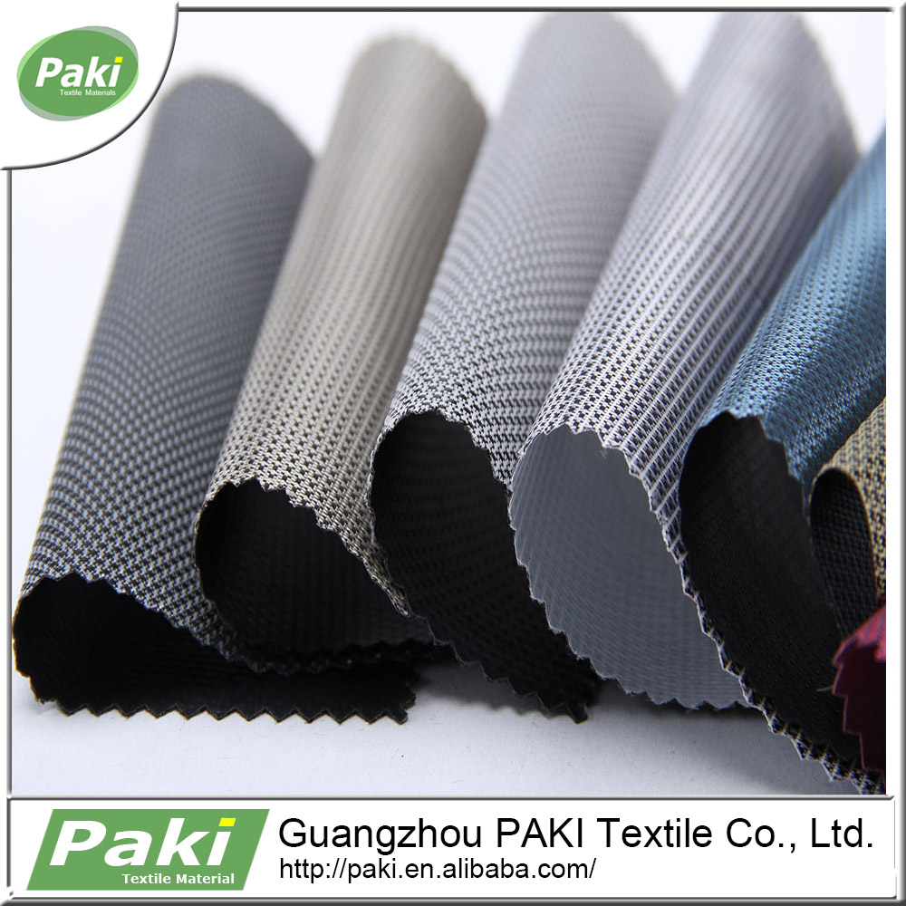 "420D 100% polyeste pvc coated fabric micro ripstop jacquard oxford bag fabric 57""58"" width"