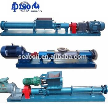 190/20 Progressive Cavity Pump(PCP)/Screw Pump used for wells with much sand and gas
