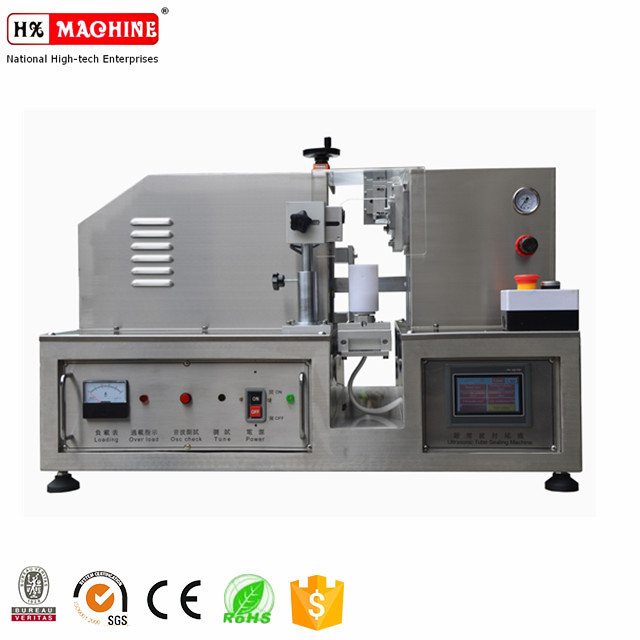 New Design Manual Plastic Tube Sealing Machine Made In China HX-007