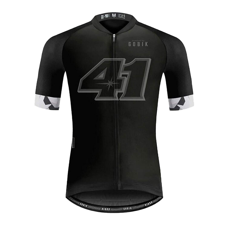 Cycling Jersey Bike Shirt Road Short Summer Racing Riding Bicycle Clothing