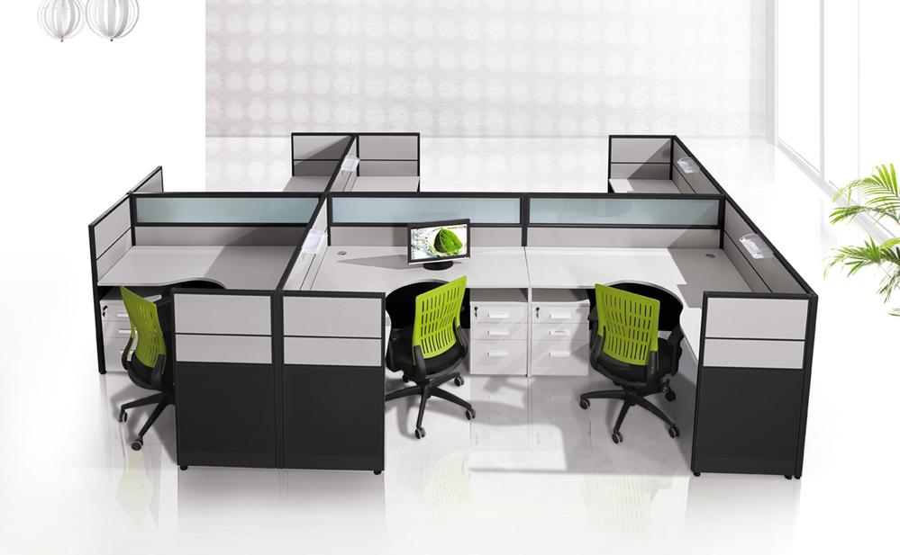 office workstation desks. brilliant desks gz manufacturer 6 seater office workstations furniture desks partition with  aluminum frame on office workstation desks