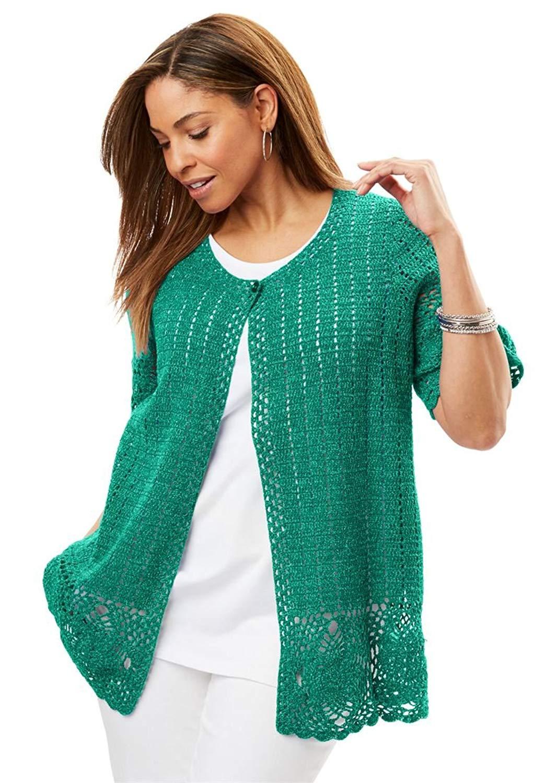 Plus Size Crochet Patterns Amazing Decoration