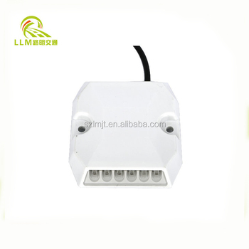 Easily visible IP67 pathway led road stud