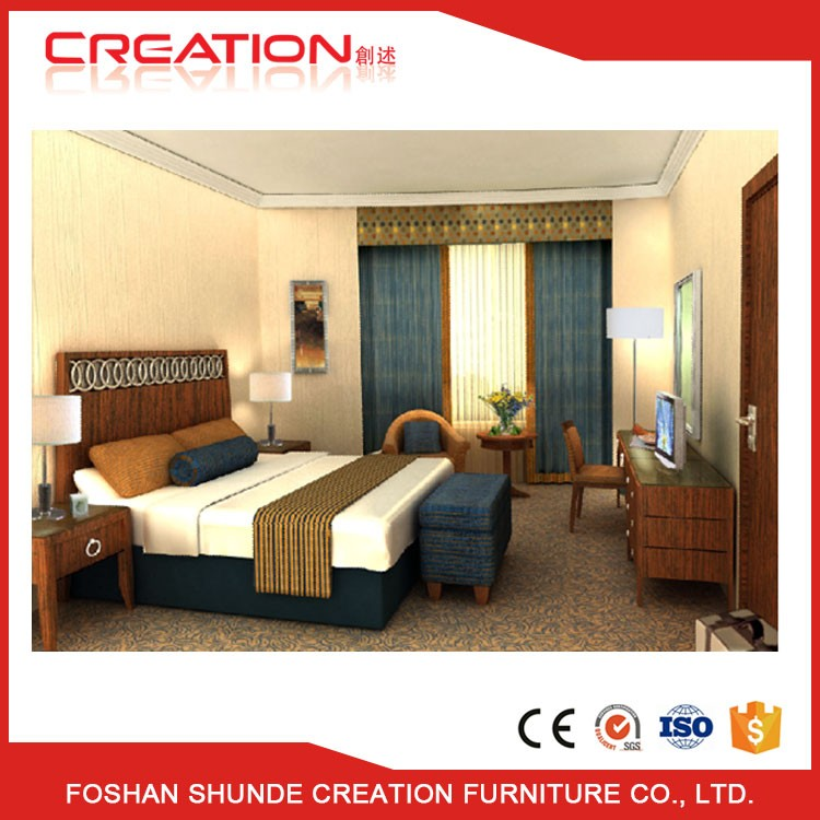 Nepal House Decoration Wooden Bed Furniture