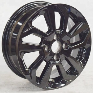 Kipardo 15x6 4x100 car rims alloy wheel for Japanese car