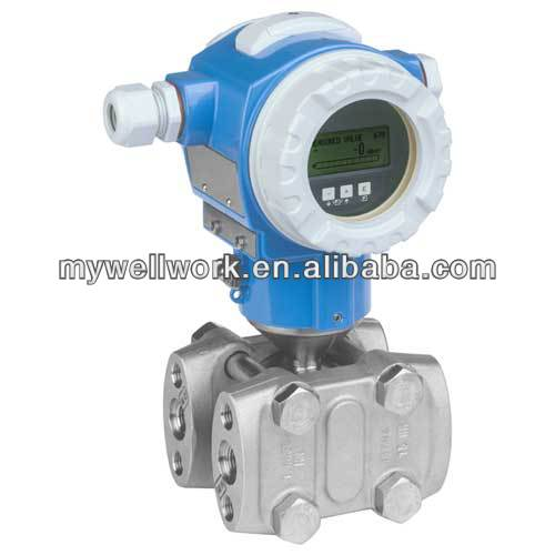 Endress Hauser Deltabar S PMD75 Differential Pressure Transmitter