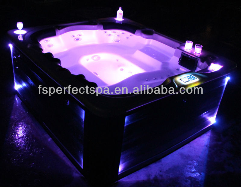 Acrylic Outdoor Spa Jacuzzi Functional Prices Products - Buy Outdoor ...