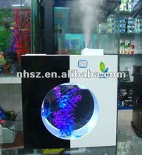 Fogger Terrarium humidifier aquarium fish tank with pot