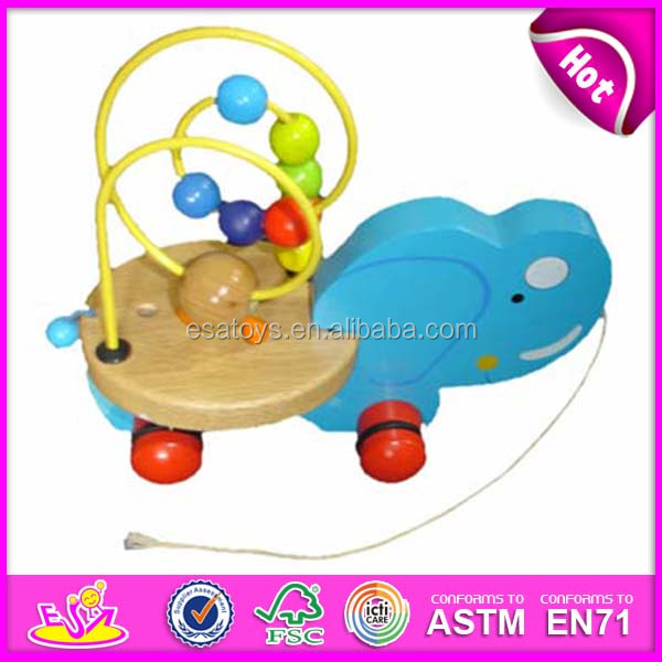 2015 Count Down Wire Toy For Kids,Educational Toy Wooden Counting ...