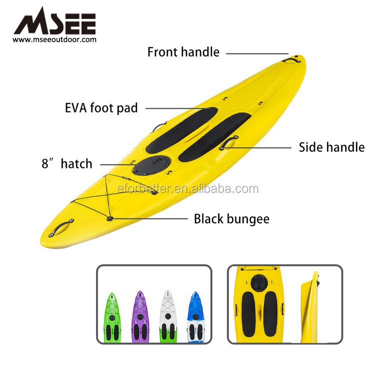 Promotional Prices Stand Up Surfboard Sexy With Clear Kayak For Surfing