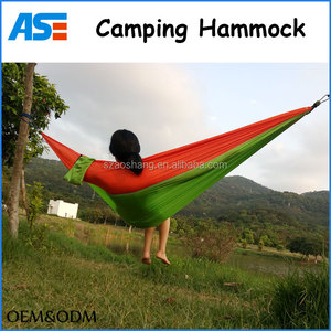 2017 Hot selling Double Person Portable Camping Hammock Swings Beach Chair