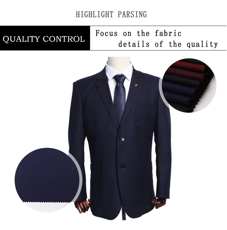 2017 hot sale fashion tuxedo suit fabric for business mens party wear, high quality suit fabric polyester viscose