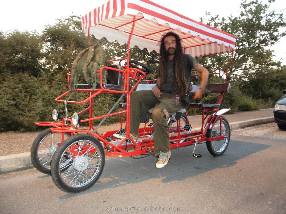 4 personen fahrrad quad zum verkauf buy product on. Black Bedroom Furniture Sets. Home Design Ideas