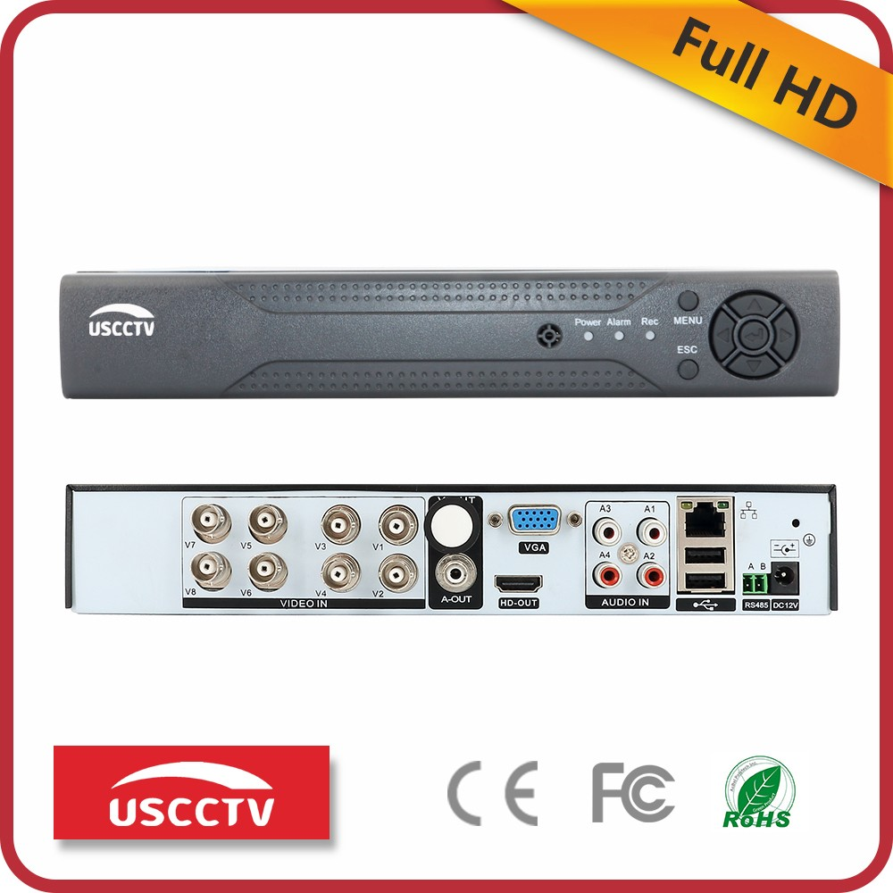 USC dvr cameras dvr video camcorder hd dvr manual 8ch