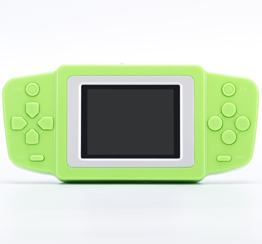 CoolBaby RS-33Nostalgic 2.5 Inch Color Screen Handheld Game Console Double Player